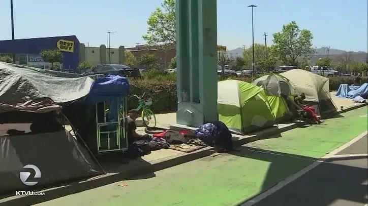 Ghost Ship Oakland Homeless