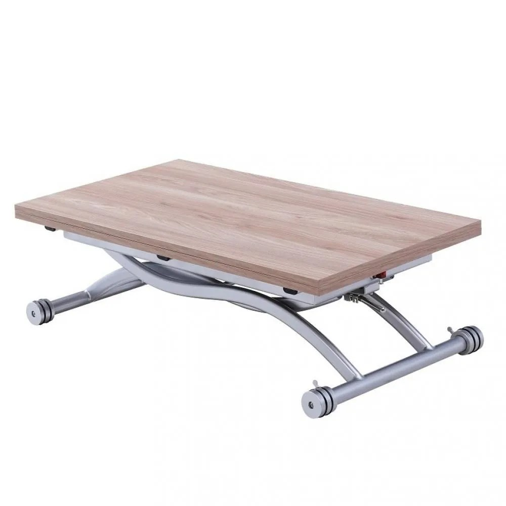 achat table ronde relevable extensible