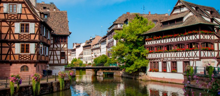 Estrasburgo capital europea