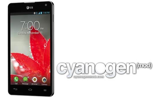 lg optimus g cyanogenmod 10.1 android 4.2.2