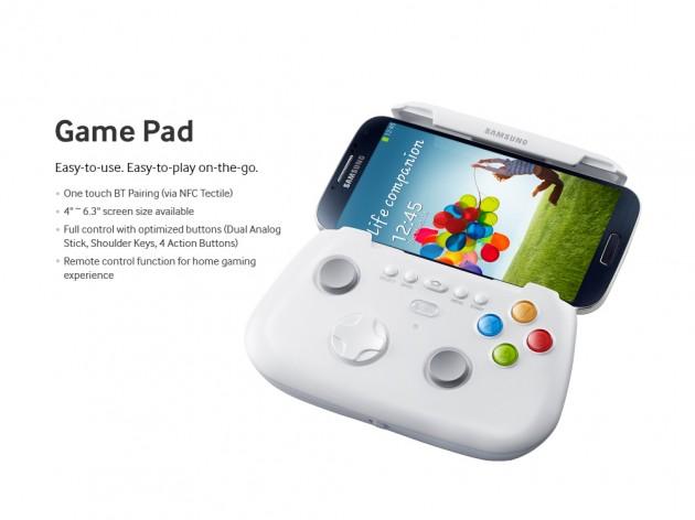 accessoires du Samsung Galaxy S4
