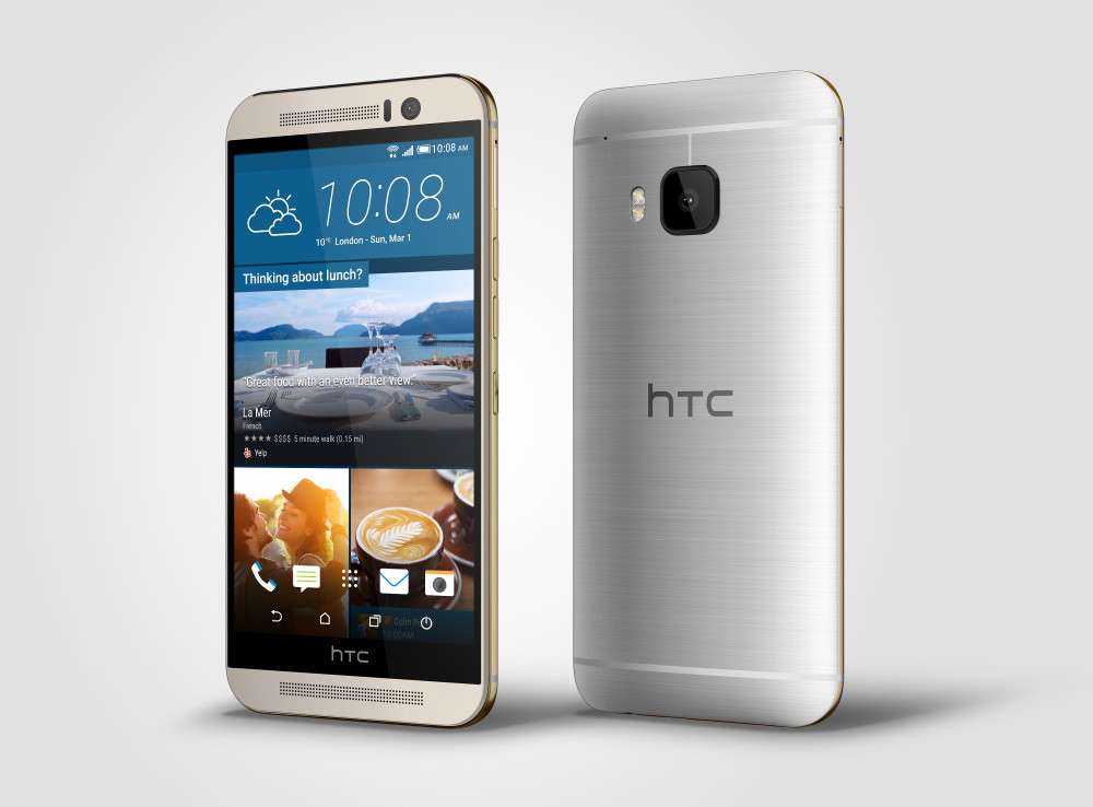Le HTC One M9