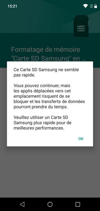 Tuto CarteSD Configuration (2)