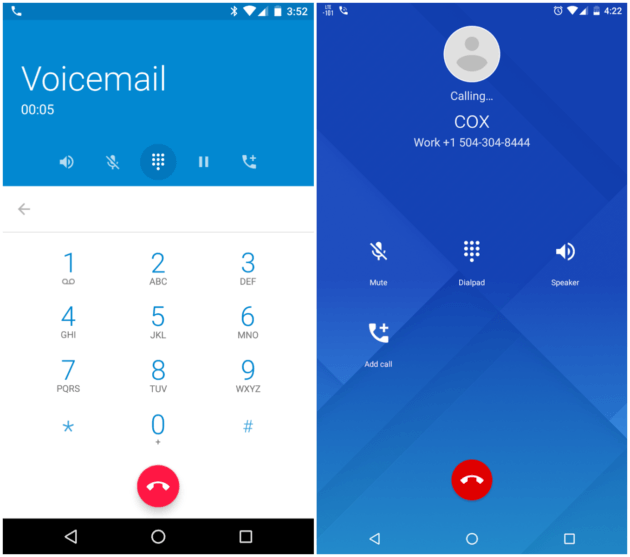 Google Dialer 5 1: the APK is available with a new interface [Full