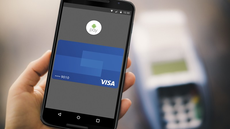 Exclusif   Google Pay  ex Android Pay  d    barque en France en avril     On entend tr    s souvent parler d Apple Pay  la solution de paiement mobile  permettant de payer par NFC gr    ce      son iPhone  Google a depuis longtemps  sa