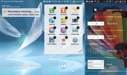 Samsung-Galaxy-S4-Ecran-deverrouillage