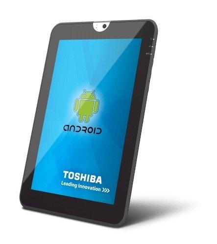 Tous les détails sur la tablette de Toshiba 10,1 pouces