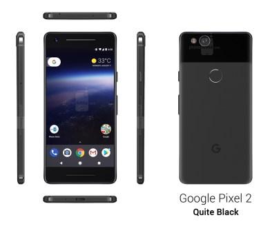 google-pixel-2-quite-black