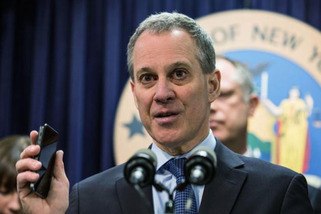 Neutralité du Net : le procureur général de New York lance un procès contre la FCC dans - DROIT eric-schneiderman-630x420