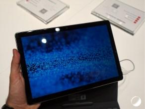 Huawei MediaPad M5 biais