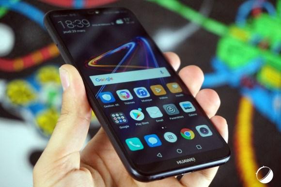 Huawei P20 Lite biais