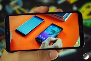 Huawei P20 Lite vidéo