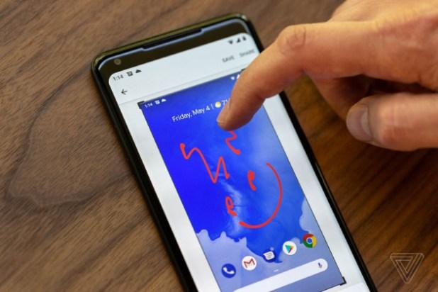 Android P : Fonctionnalités