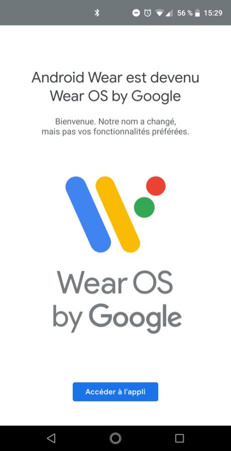 Wear OS by Google français