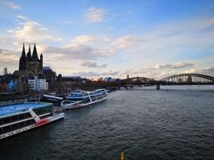 Cologne rhin