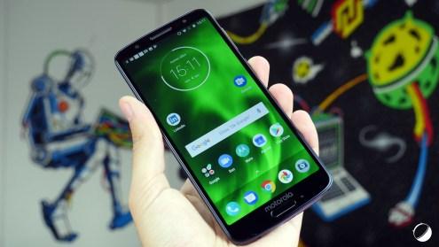 Motorola Moto G6 biais