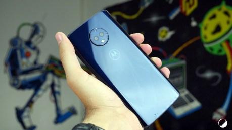 Motorola Moto G6 dos