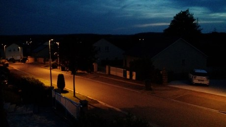Photo nuit en HDR