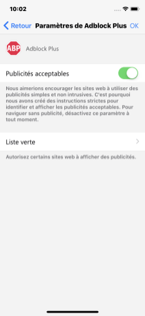 AdBlockPlus Microsoft Edge beta iOS (3)