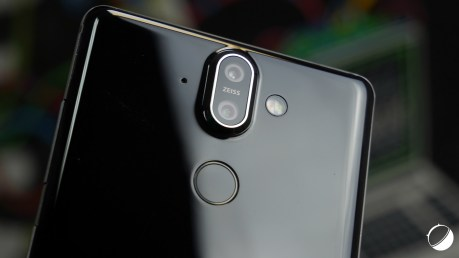 Nokia 8 Sirocco appareil photo Zeiss