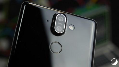 Nokia 8 Sirocco appareil photo Zeiss
