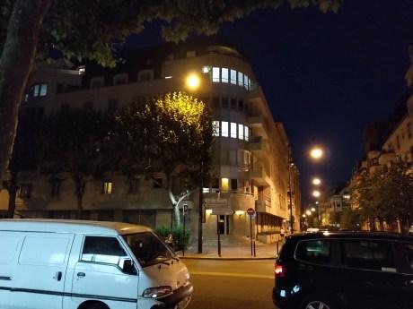 rue nuit