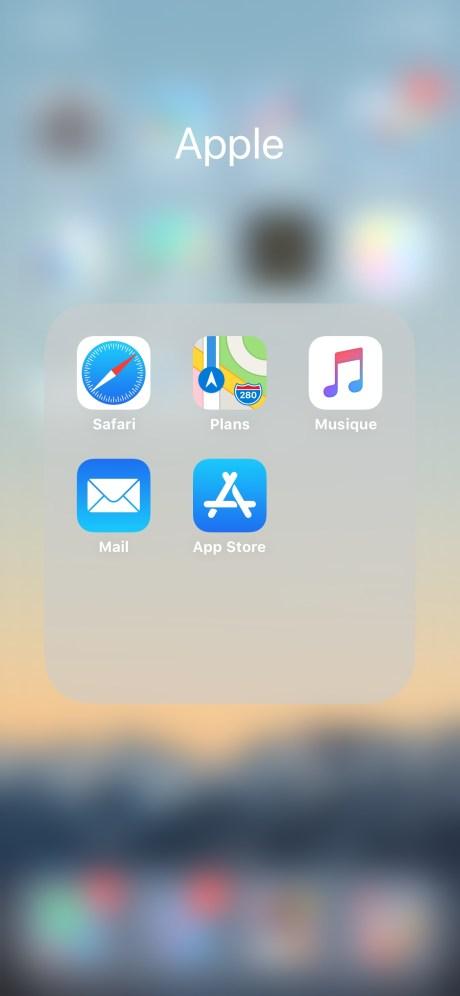 Apple iOS 11 plan obligatoire (2)