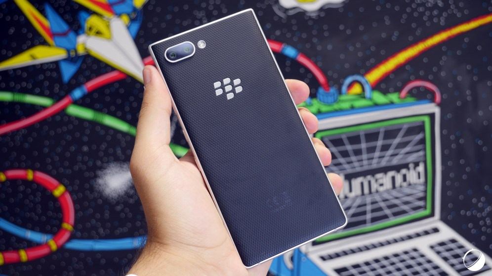 BlackBerry KEY2 dos