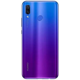 Huawei Nova 3 bleu d