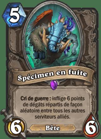 specimen-fuite