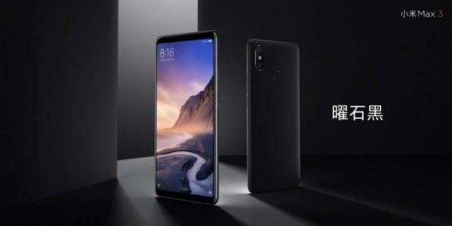 Xiaomi Mi Max 3 bla