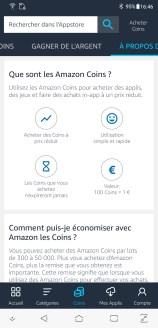 Amazon AppStore screenshots (4)