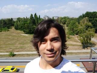 Pocophone F1 selfie revue de presse (1)