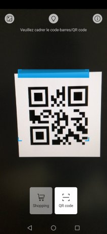 QR Code Huawei 2