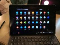 Samsung Galaxy Tab S4 dex inter