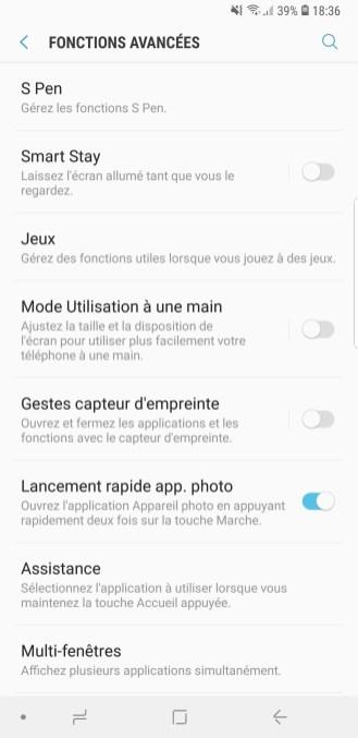 Test Samsung Galaxy Note 9 Notre Avis Complet Smartphones