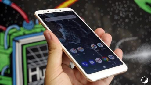 Xiaomi Mi A2 biais
