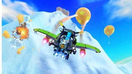 Le joujou du week end Nintendo Labo Joy-con 03 aventure et vol