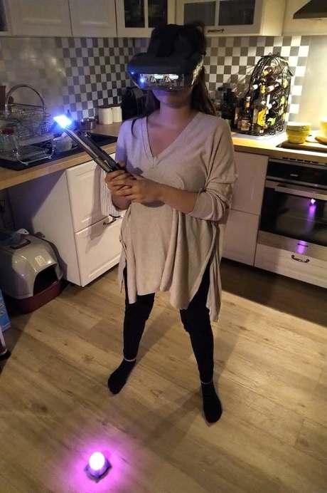 Lenovo Jedi Challenge girl 2