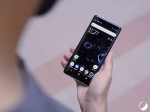 Sony Xperia XZ3 une