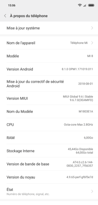 Xiaomi Mi 8 MIUI 9 UI (3)