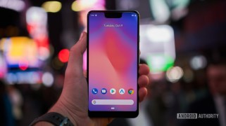 Android Authority Pixel 3 XL prise en main (5)