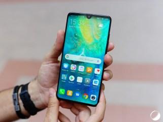 Huawei Mate 20 une m