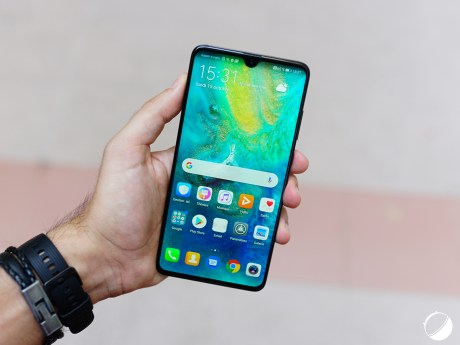 Huawei Mate 20 une