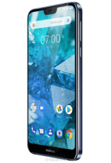 Nokia 7.1 Plus biais