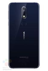 Nokia 7.1 Plus dos