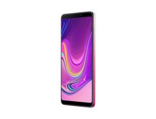 Samsung Galaxy A9 frostpink 3