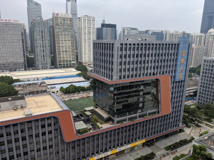 Visite OnePlus - Oppo - Usine - Shenzhen - FrAndroid - MVIMG_20181024_121103