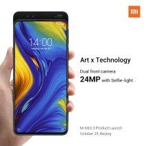 Xiaomi Mi Mix 3 teaser caractéristiques (2)