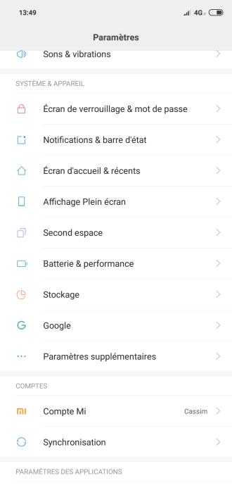 Xiaomi Redmi Note 6 Pro MIUI 9 UI screnshots (5)